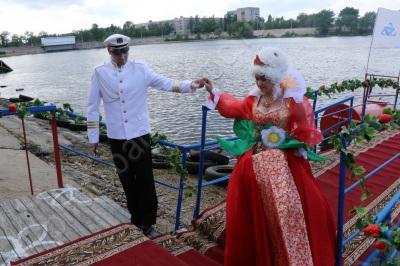 Фестиваль клубники в Балаково