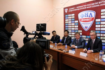 В поддержку ЧМ-2018 по футболу в России