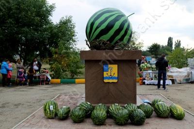 """""""Арбузная феерия"""" в Ровном"""