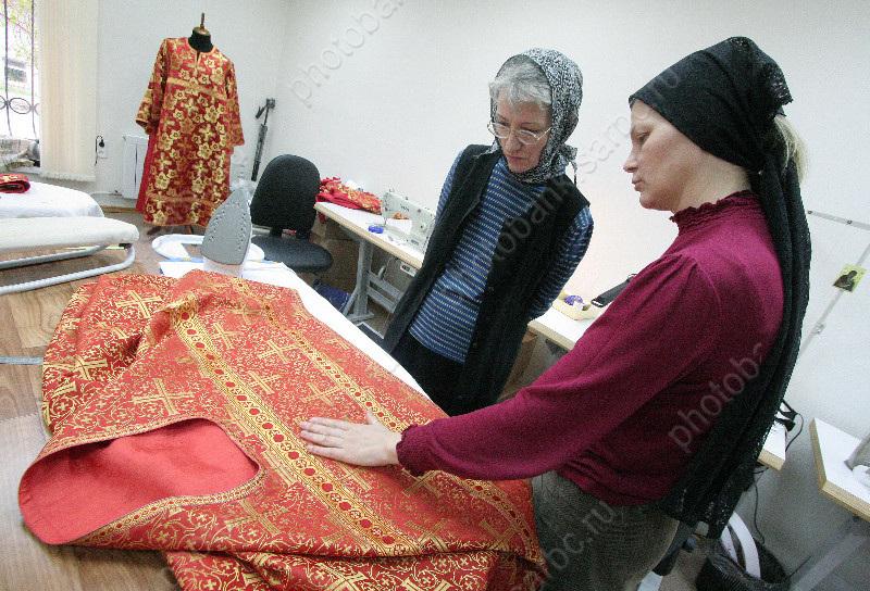 Вышивки на одежде саратов