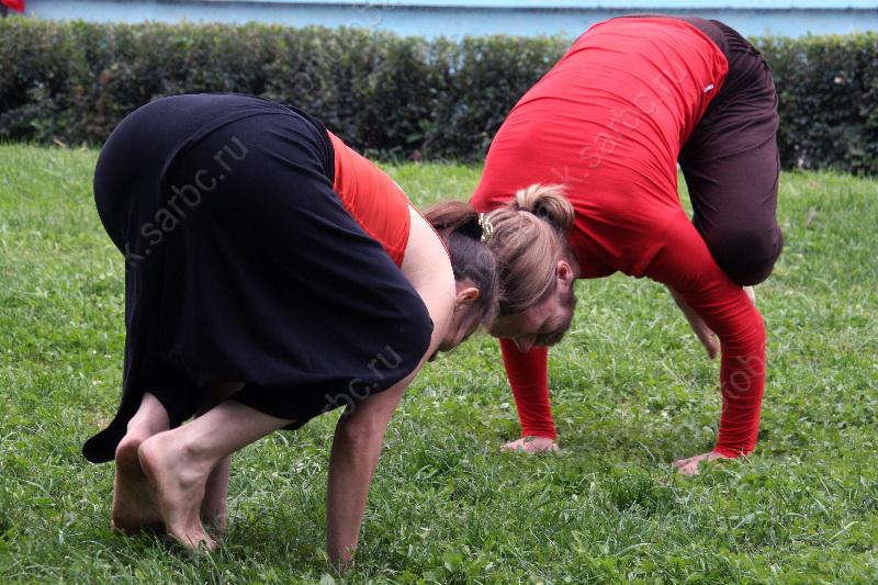 Занятия фитнесом и йогой в москве