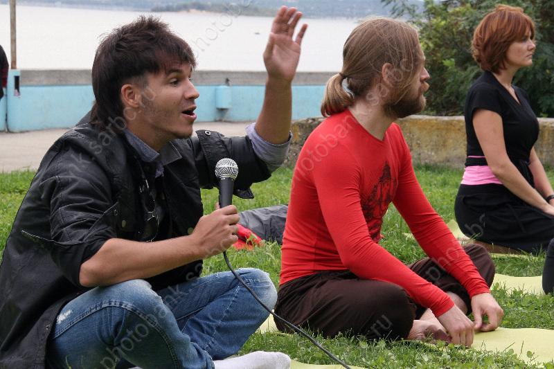 Твоя йог а музыка