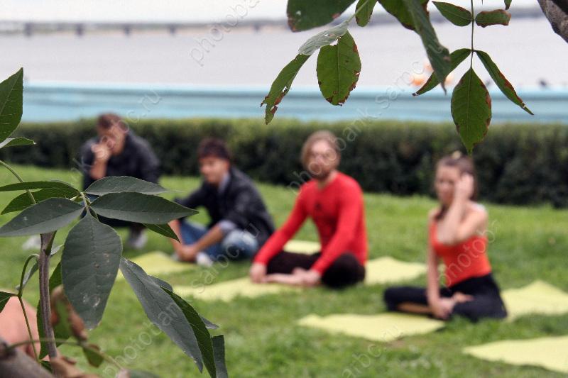 Архангельск йога для детей