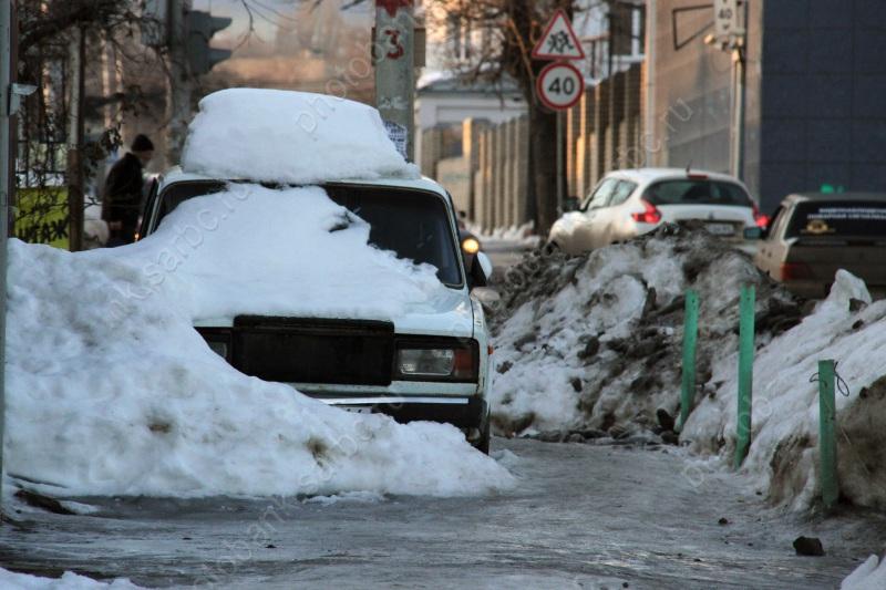 Расценки за уборку снега с территории