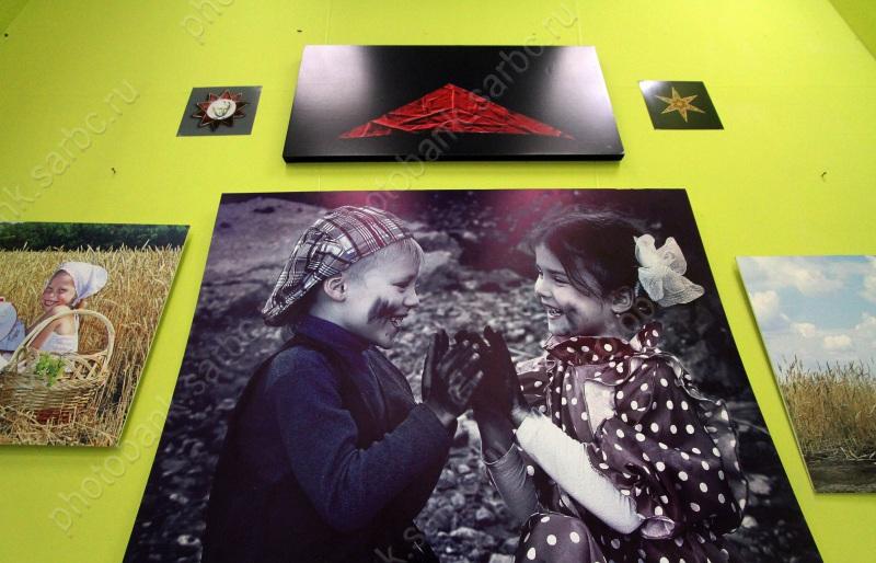 В Саратове открылась выставка современной фотографии: http://photobank.sarbc.ru/reports/?show=2154