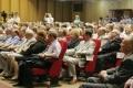 На церемонии вступления  в должность ГФИ Саратовской области Павла Гришина.
