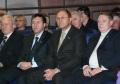 На представлении нового председателя областного суда Василия Тарасова. Саратов.