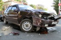"Столкнулись Hyundai Tucson и ""ВАЗ-2114"""