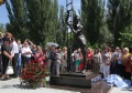 Открытие памятника Олегу Янковскому