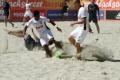 Пляжный футбол на Театральной площади